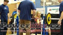 Jitka Raclavská, 57,5kg