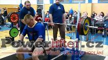 Hynek Janulík, 160kg