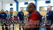 Bruno Walter, 222,5kg