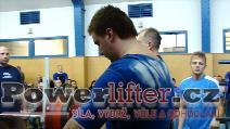 Petr Bolf, 227,5kg, pokus o JR