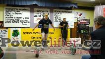 Tomáš Turek, 205kg