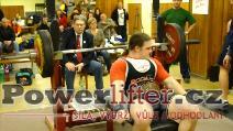 Jakub Sedláček, 160kg