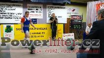 Jakub Sedláček, 245kg