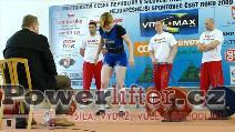 Kateřina Türbová, 140kg
