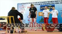 Jana Szmigielová, 155kg