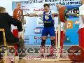 Petr Krošlák, 255kg