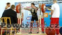 Zdeněk Čuban, 235kg