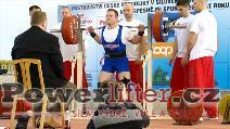 Karel Válek, 270kg
