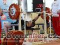 Bohumil Blažek, 185kg