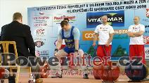 Martin Hažva, 275kg