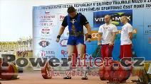 Petr Vlach, 245kg