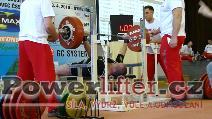 Jan Pinc, 240kg