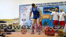 Pavel Kaňák, 280kg