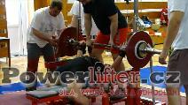 Jana Hrabalová, 92,5kg