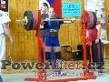 Michal Sekot, 230kg