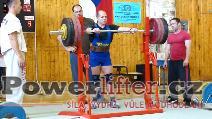 Michal Sekot, 240kg