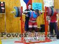 Milan Greguš, 295kg