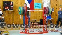 Zoltán Kanát, 330kg
