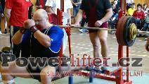 Jiří Lacina, 190kg