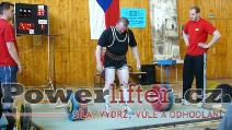 Tomáš Sedláček, 220kg