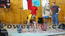 Milan Voráč, 170kg