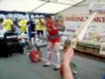 Patrik Navara, 250kg