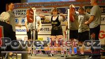 Jean Maton, GBR, 175kg