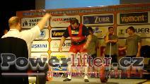 Štefan Zvada, CZE, 250kg