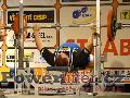 Pavel Klepáč, CZE, 152,5kg
