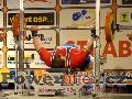 Milan Mrázek, CZE, 160kg