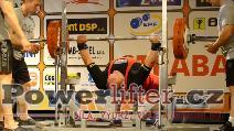 Ryszard Wisniewski, POL, 235kg