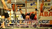 Ryszard Wisniewski, POL, 240kg