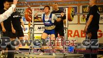 Eric Wettel, FRA, 210kg