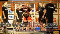 Roberto Bettati, 250kg