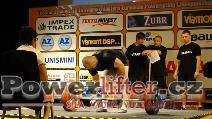 Robert Siciarek, POL, 270kg