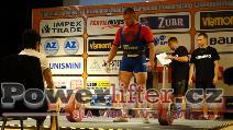 Viacheslav Romanov, RUS, 290kg