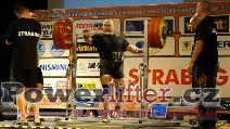 Roman Dzyuba, UKR, 360kg