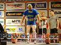 Dominique Carlot, FRA, vydřený mrtvý tah 285kg, muži M2 do 90kg