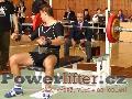 Petr Vlach, benč 145kg