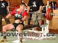 Milan Greguš, benč 197,5kg