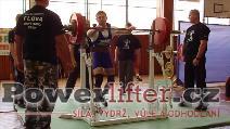 Štěpán Hoza, dřep 190kg