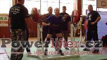 René Hoza, dřep 205kg