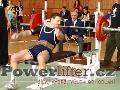 Štěpán Hoza, benč 135kg
