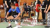 Václav Jaremczuk, benč 185kg