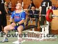 Martin Turek, benč 192,5kg