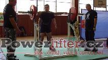 Pavel Važan, dřep 130kg
