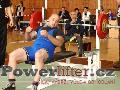 Pavel Fučík, benč 140kg
