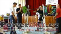 Stanislav Čandrla, 267,5kg