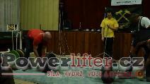 Tomáš Šmíd, 245kg