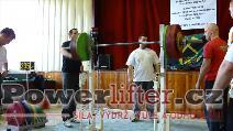 Tomáš Poles, 235kg